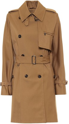 Max Mara Attuale cotton trench coat