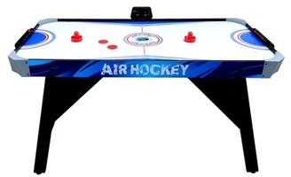 "Warrior 60"" Air Hockey Table Hathaway Games"