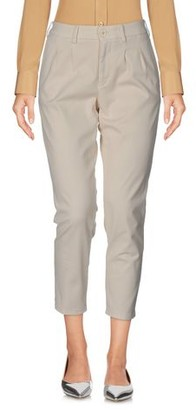 (+) People 3/4-length trousers