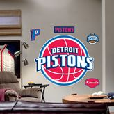 Fathead Detroit Pistons Logo Wall Decal