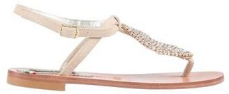 GIOIE ITALIANE Toe post sandal