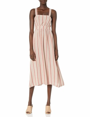 Rachel Pally Women's Linen Stripe LIAN Dress