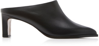 ATP ATELIER Fave Leather Mules