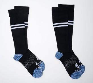 Bombas Set of 2 Compression Socks