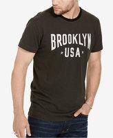 Denim & Supply Ralph Lauren Men's Brooklyn USA Graphic-Print T-Shirt