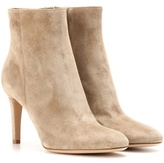 Gianvito Rossi Dree 85 Suede Ankle Boots