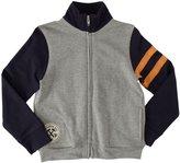 Burt's Bees Baby French Jacket (Toddler/Kid) - Heather Grey-3T