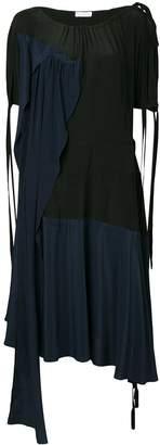 J.W.Anderson color block dress