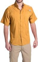 Columbia Tamiami II Fishing Shirt - UPF 40, Short Sleeve (For Men)