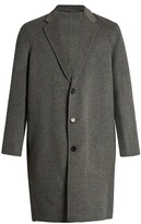 Acne Studios Charles wool and cashmere-blend coat