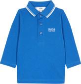HUGO BOSS Classic cotton polo shirt 6-36 months
