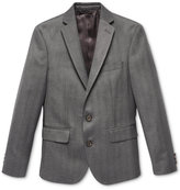 Lauren Ralph Lauren Boys' Gray Herringbone Sport Coat