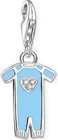 Thomas Sabo Charm Club silver 'babygrow' charm