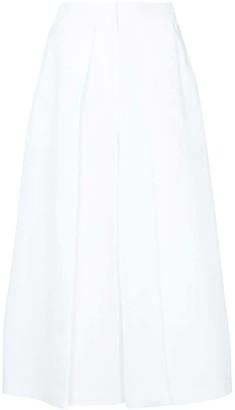 Rossella Jardini high-waisted culottes
