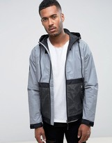 Bellfield Hooded Anorak with Reflective Panel