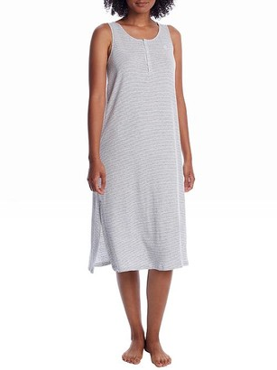 Lauren Ralph Lauren Flounce Knit Nightgown