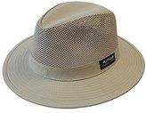 Panama Jack Men's Mesh Safari Hat XL