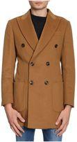 Alessandro Dell'Acqua Coat Coat Men