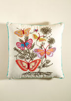 Karma Living Fauna in Focus Pillow