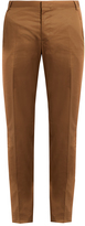 Lanvin Regular-fit cotton chino trousers