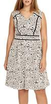 Studio 8 Alexus Dress, Black/Blush