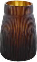 A by Amara - Mathura Vase - Butter/Brown - 48x24cm