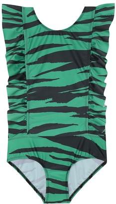 Mini Rodini Basic Tiger swimsuit