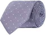 Eton Dot Pattern Tie