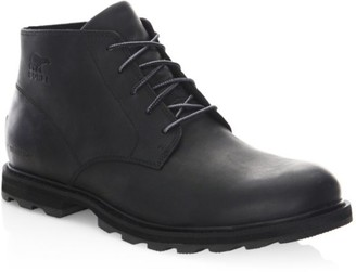 Sorel Madson Leather Chukka Boots