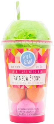 Fizz & Bubble Rainbow Sherbet Bath Fizzy Milkshake