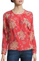 Rebecca Taylor Phlox Floral Top