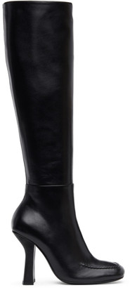 Dorateymur Black Retox Tall Boots