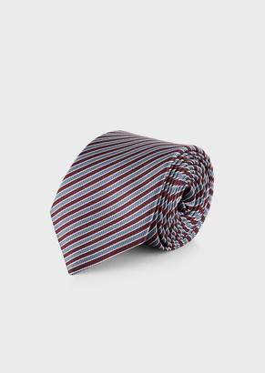 Giorgio Armani Silk Satin Tie