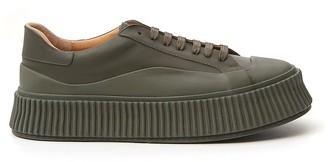Jil Sander Platform Sneakers