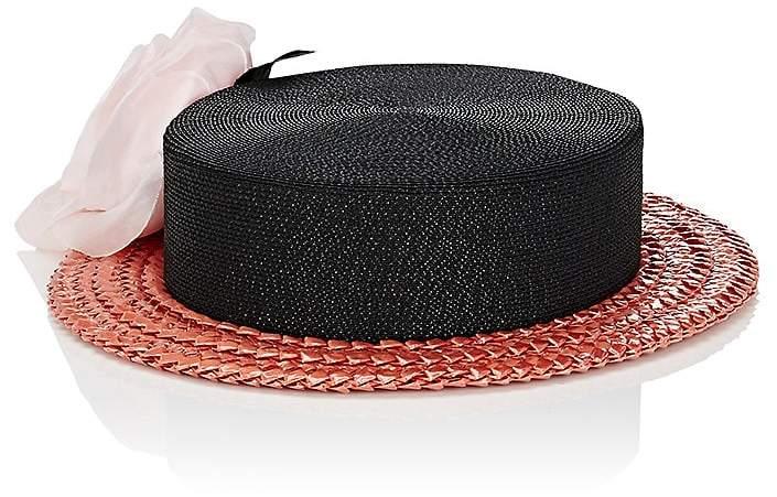 Albertus Swanepoel Women's 10th Anniversary Desborough Boater Hat