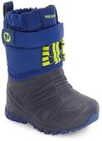 Merrell Toddler Snow Quest Lite Waterproof Snow Boot