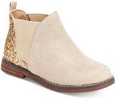 Hanna Andersson Little Girls' or Toddler Girls' Brogan Boots