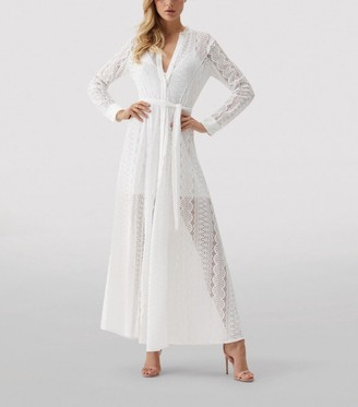 Melissa Odabash Leila Lace Maxi Dress
