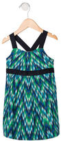 Milly Minis Girls' Abstract Print Sleeveless Dress w/ Tags