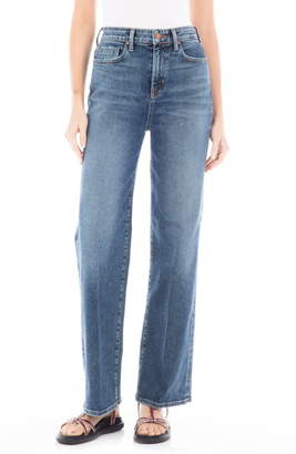 Fidelity Sunday High Waist Wide Leg Jeans