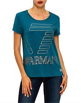Emporio Armani Logo Tee