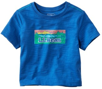 L.L. Bean Infants' and Toddlers' Graphic Tee, Short Sleeve