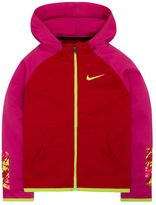 Nike Toddler Girl Therma-FIT Fleece Front Zip Hoodie