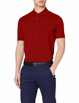 HUGO BOSS Men's Donos193 Polo Shirt