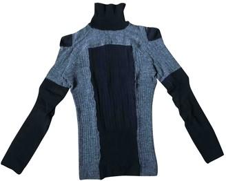 Maison Martin Margiela Pour H&m Anthracite Cotton Knitwear