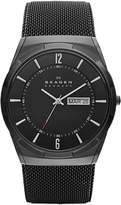 Skagen Men's Quartz Watch with Dial Analogue Display and Stainless Steel Strap SKW6006