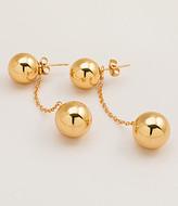Gorjana Newport Double Drop Earrings