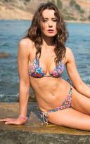 Voda Swim Carmen Envy Push Up String Bikini Top