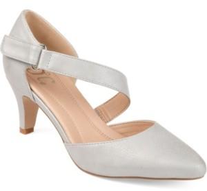 Journee Collection Women's Comfort Tillis Pumps Women's Shoes
