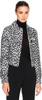 Stella McCartney Leopard Print Jacket
